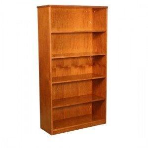 8818-Cherry-5-shelf-bookcase.JPG