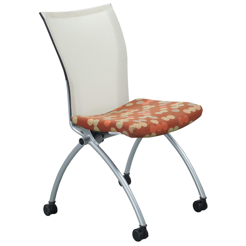 haworth x99 used seminar nesting chair national office interiors and liquidators