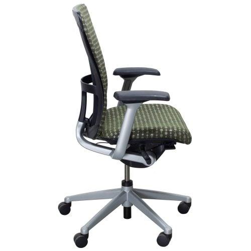 Haworth Zody Used Task Chair Green