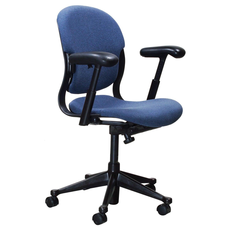 Herman Miller Equa Used Task Chair Light Blue National