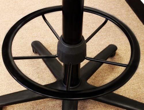 Steelcase Used Sensor Stool Black