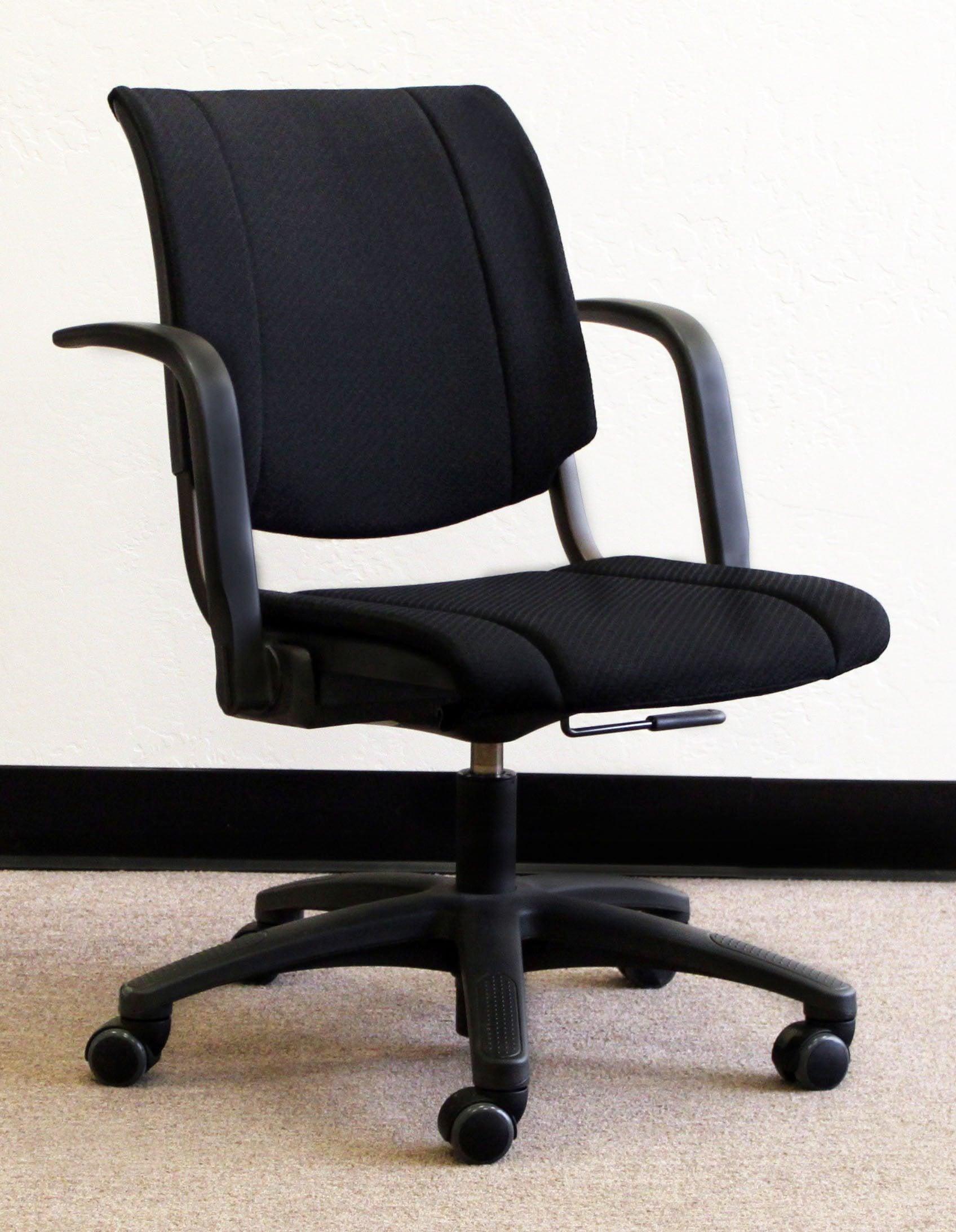 HAG Conventio 9512 Used Task Chair Black