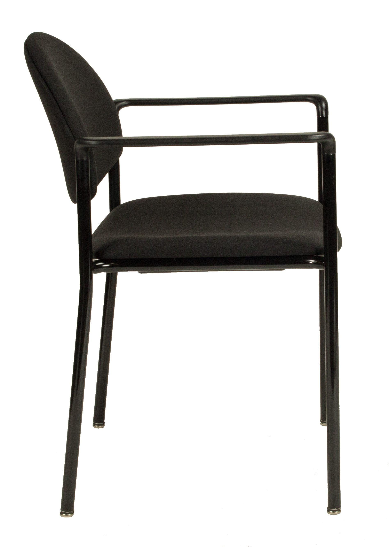 Ki Versa Used Stack Chair Black National Office