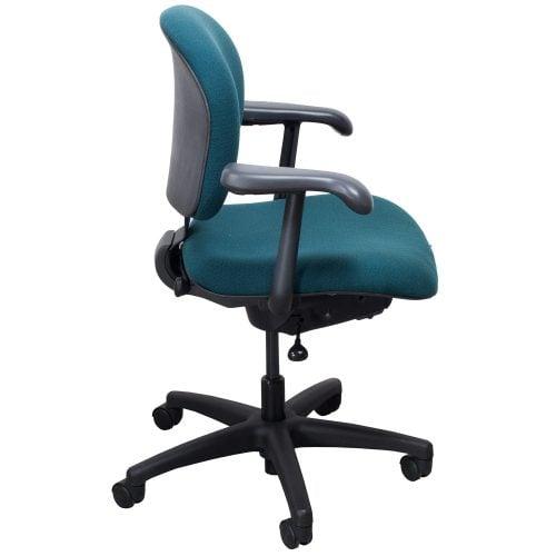 Knoll Parachute Used Task Chair Aqua