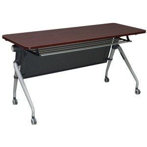 goSIT-Training Table-Mahogany-01