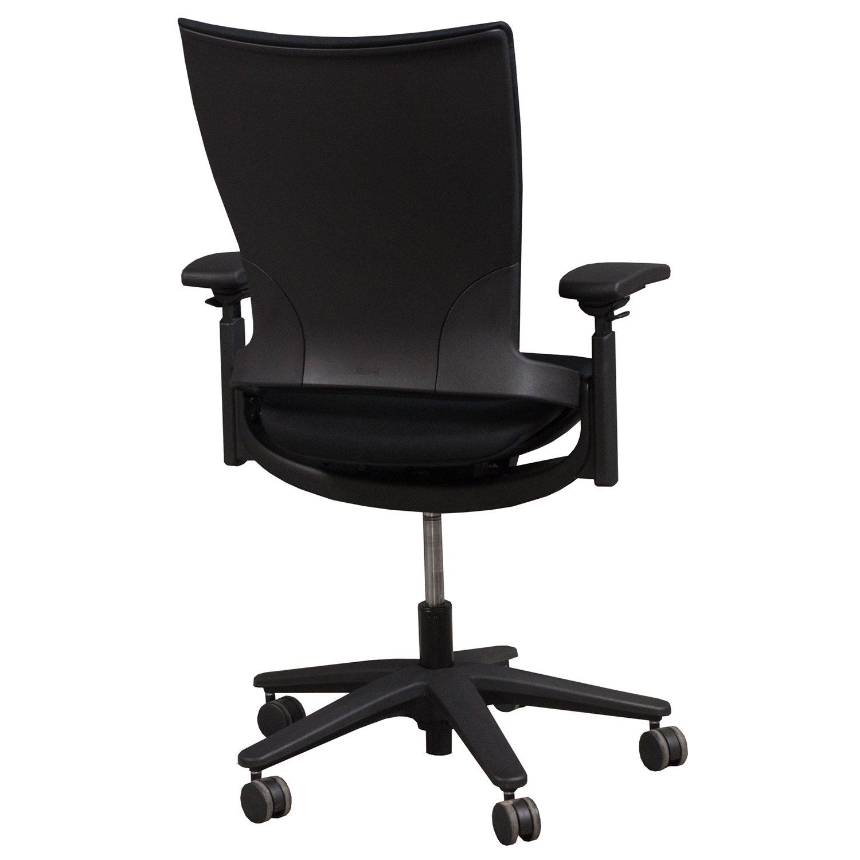 Allsteel Sum Used Task Chair Black