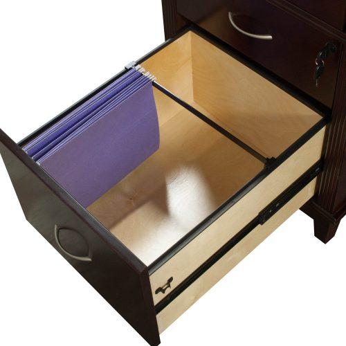 Arlington Double Pedestal Desk - Drawer
