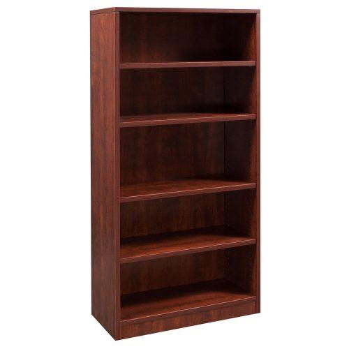 goSIT Everyday Cherry 5 Shelf Bookcase