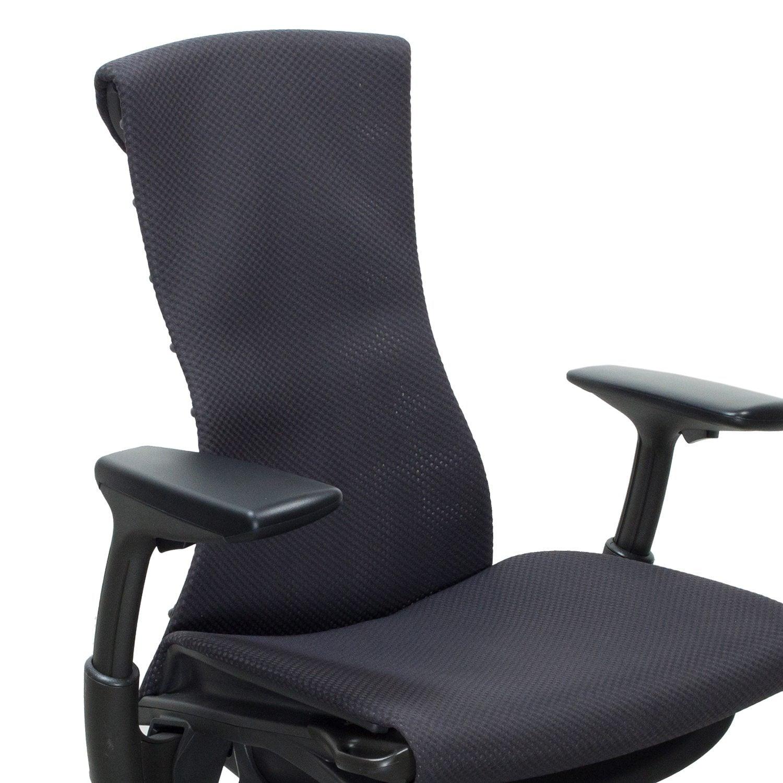 herman miller embody used task chair