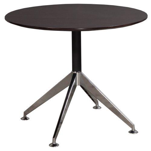 Modern Office-36in Table-Dark Walnut-01