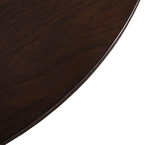 Modern Office-36in Table-Dark Walnut-02