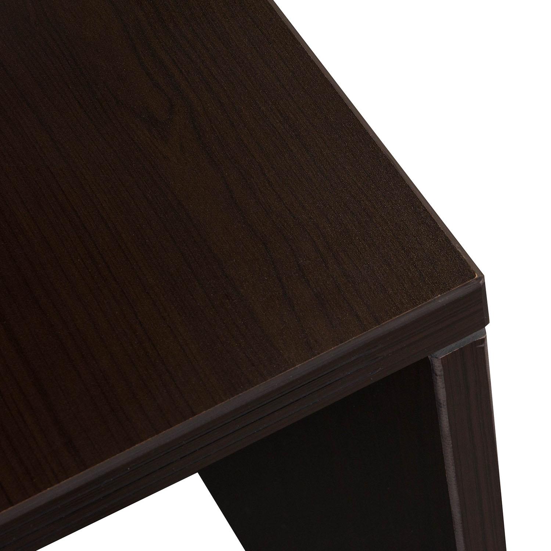 goSIT Rio Reception Desk in Espresso - Corner