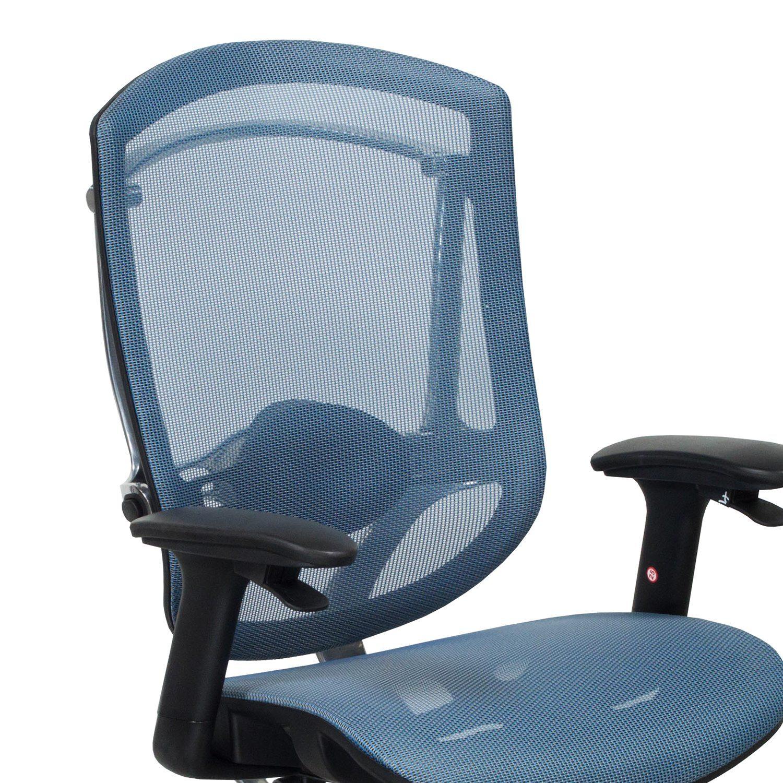 goSIT New Ergonomic Chair Light Blue