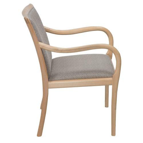Bernhardt-Side Chair-Tan Pattern-02