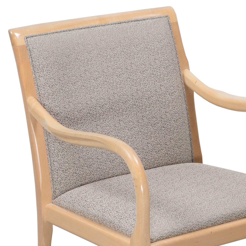 Bernhardt-Side Chair-Tan Pattern-04
