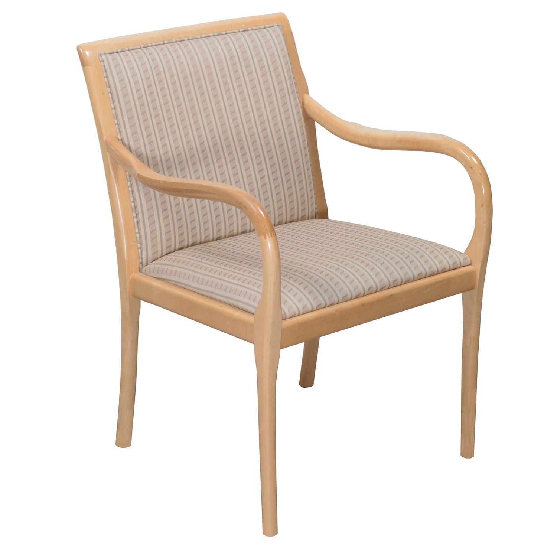 Bernhardt-Tan Stripe Pattern-01