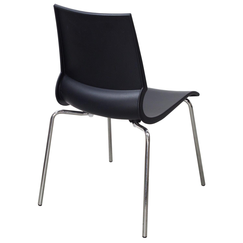 Maxdesign-Ricciolina-Black-Stack Chair-03