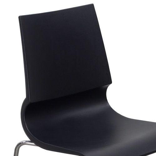 Maxdesign-Ricciolina-Black-Stack Chair-05