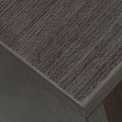 goSIT Everyday 36x72 Double Pedestal Desk - Corner