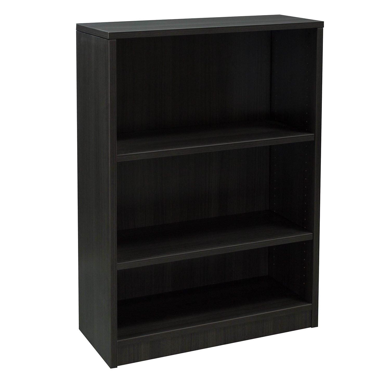 Everyday Plus-Gray- Shelf Bookcase-01