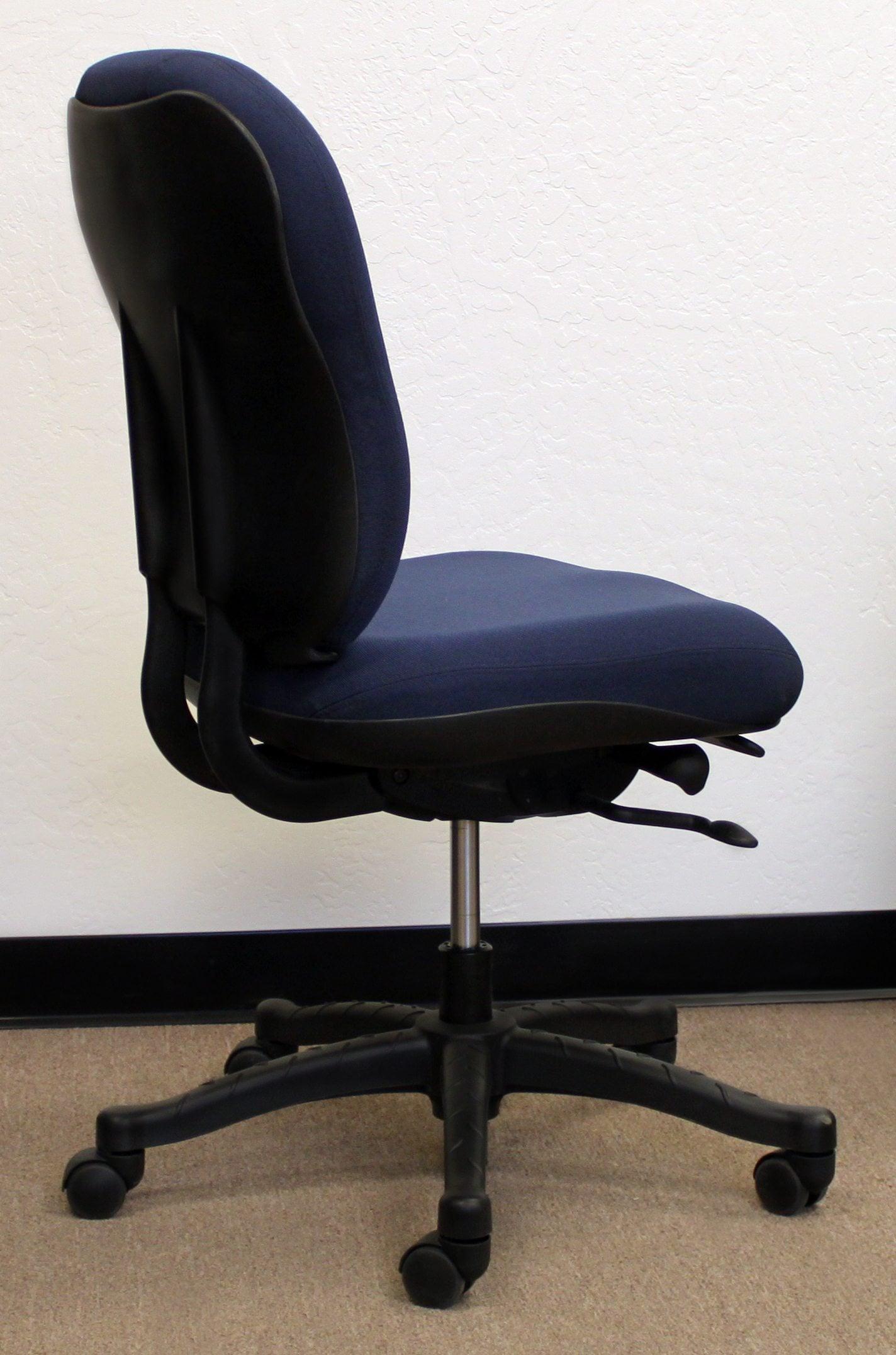 Knoll Rpm Used Ergonomic High Back Armless Task Chair