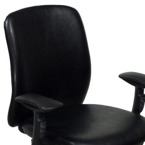 Teknion Amicus-Black Leather-04