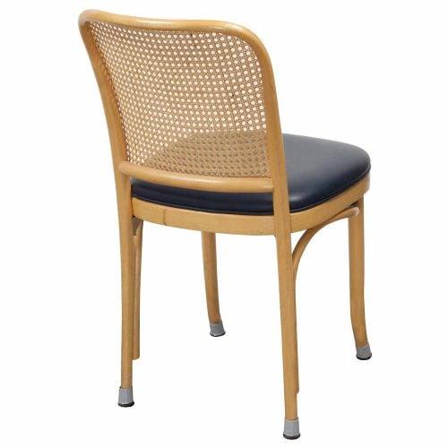 Thonet-Wicker Side Chair-Navy-03