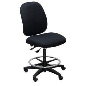 Buzz Seating-Stool-Black-01