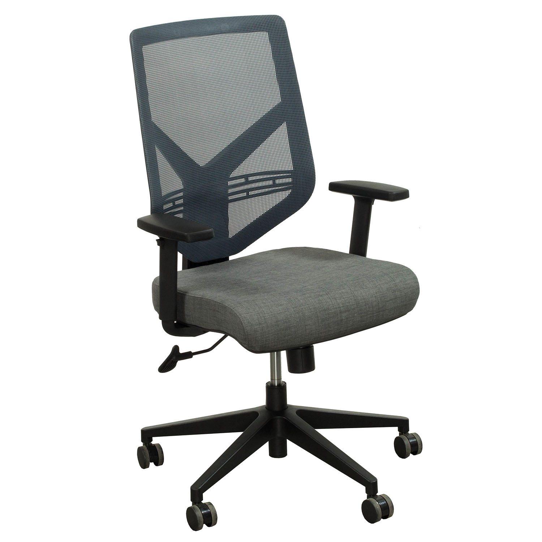 Gosit Mesh Back Task Chair Gray National Office