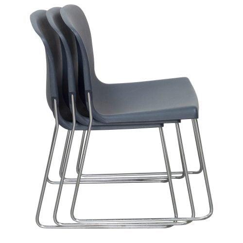 Fixtures Furniture-D Chair-Gray-05