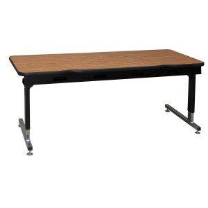 Walnut-School Table-24x60-01
