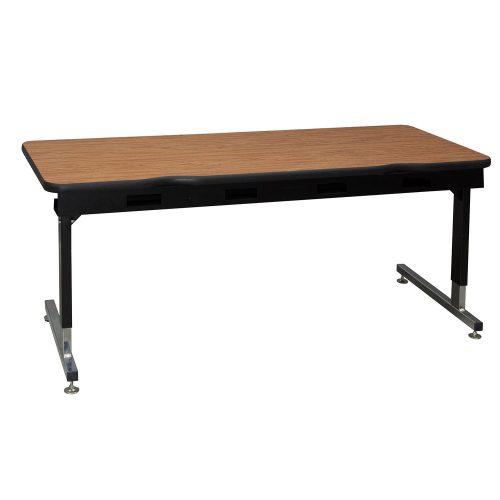 Walnut-School Table-30x60-01