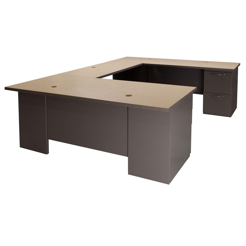 Herman Miller Used Right Return 72 Inch U Shaped Desk
