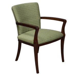 Cabot Wrenn-Green Sie Chair-Walnut-001