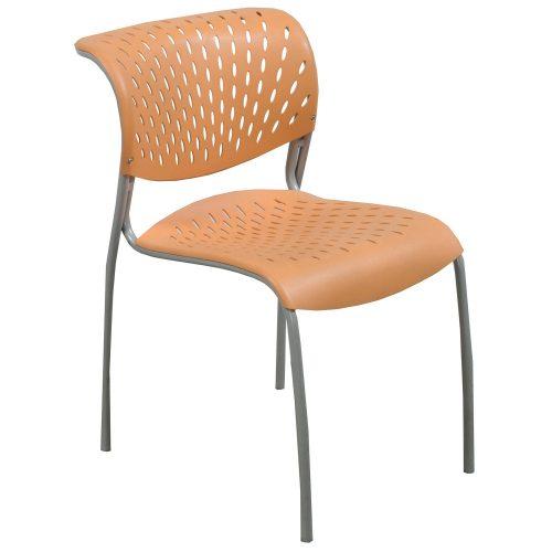 Izzy-Hannah-Orange-Stack Chair-01