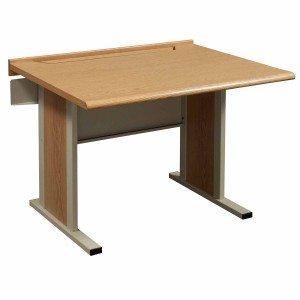 Oak Training Table-30x36-01