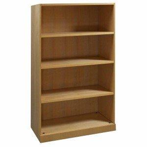 Wood Vener-Bookcase-Maple-01