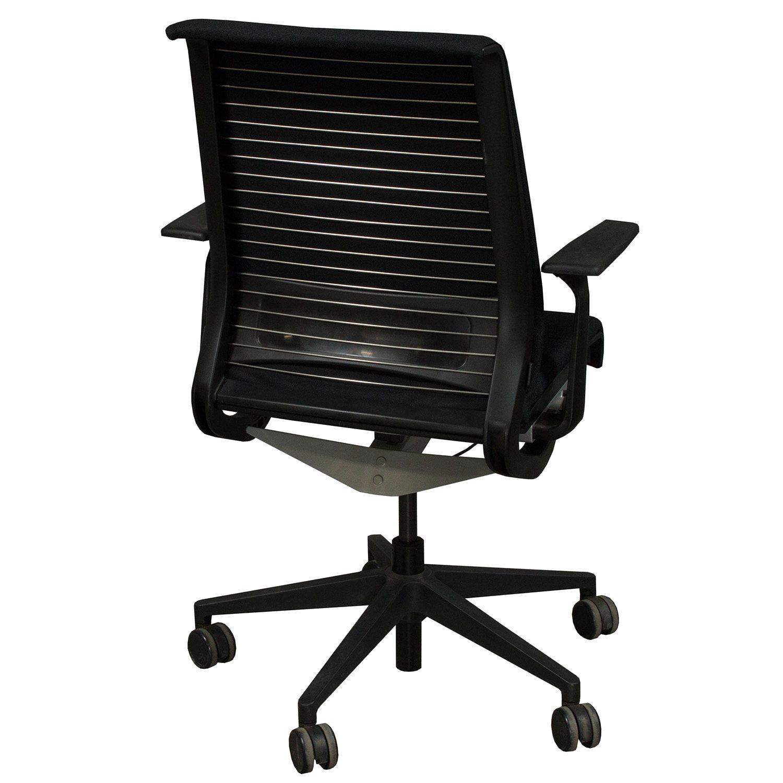 Steelcase Think Used Task Chair Black
