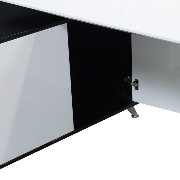 Morgan-2218-Black and White Veneer-Left-06