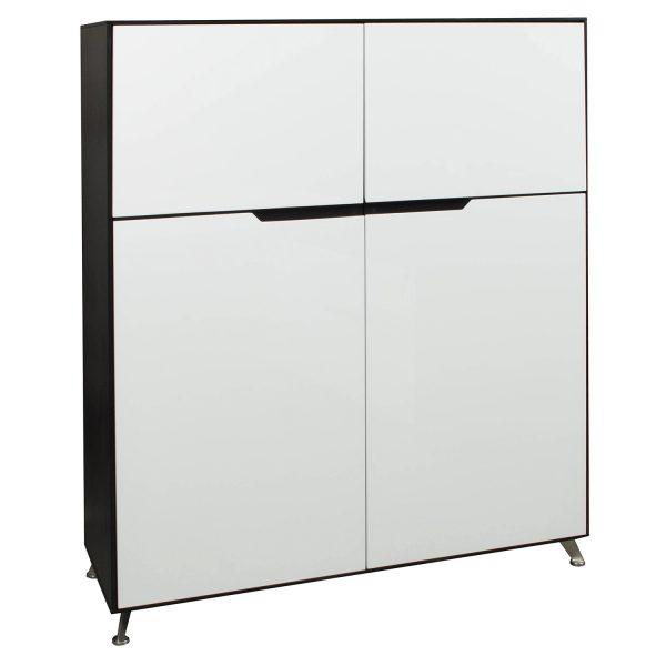 Morgan-Black and White-Veneer Storage-01