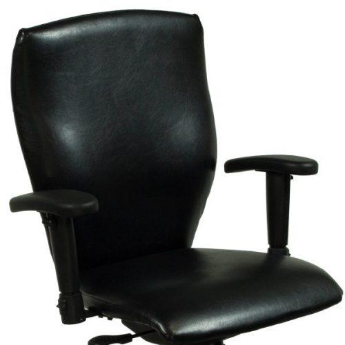 Allsteel-Energy-Black Leather-04