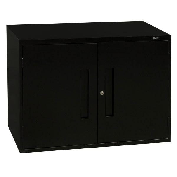 Global Used 2 Door 2 Shelf Storage Cabinet, Black. Door Manufacturers. Modern Entrance Doors. Garage Space Savers. Omega Matic Garage Door Opener. Custom Garage Plans. Garage Door Support Bracket. Commercial Doors And Hardware. Door Silencers