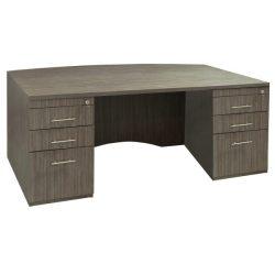Hamton-36x72-Bow Front Desk-01