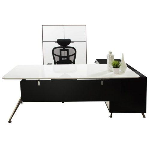 Morgan-Black and white-Veneer-set