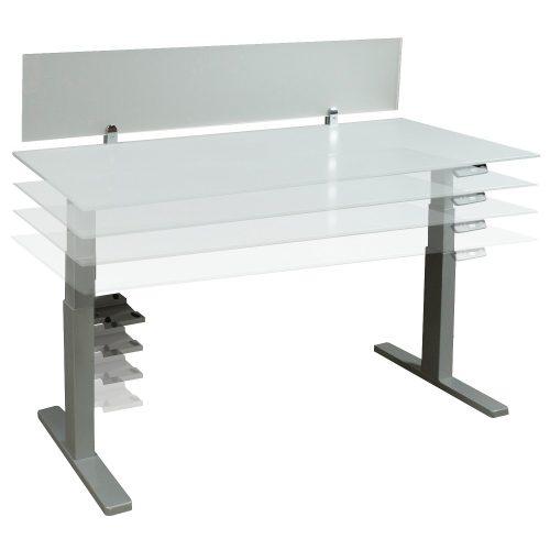 goSIT-Lifting Table-White-adjustment