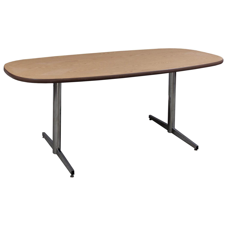 Home / Tables / Breakroom Tables / Used 36×72 Laminate Break Room