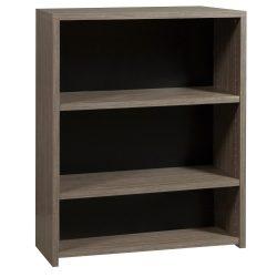 Hampton-3 shelf Bookcase