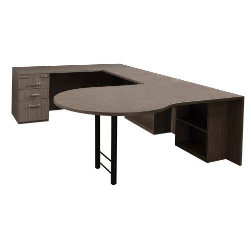 Hampton-U-P-Desk