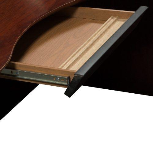 National By Kimball Used Right Return Veneer U Shape Desk