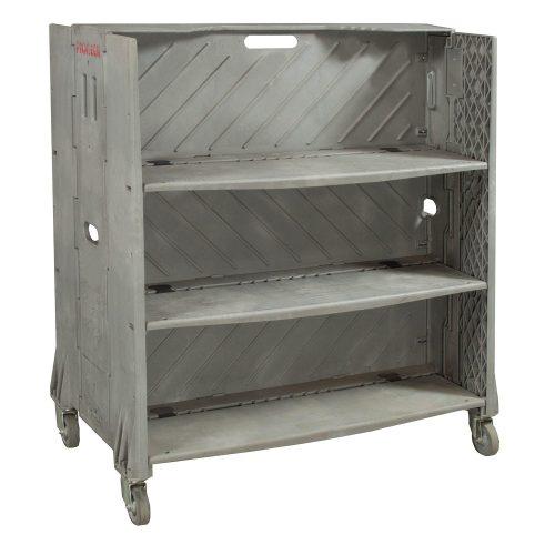 Samson Pioneer Folding Cart-Gray-01